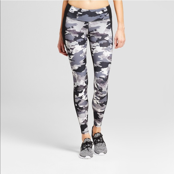 b9dd05865065dc Champion Pants | Womens Camo Print Freedom Leggings A63 | Poshmark